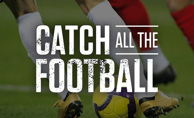 Watch Football at The Plough