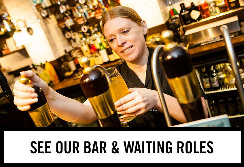 Bar roles at The Plough
