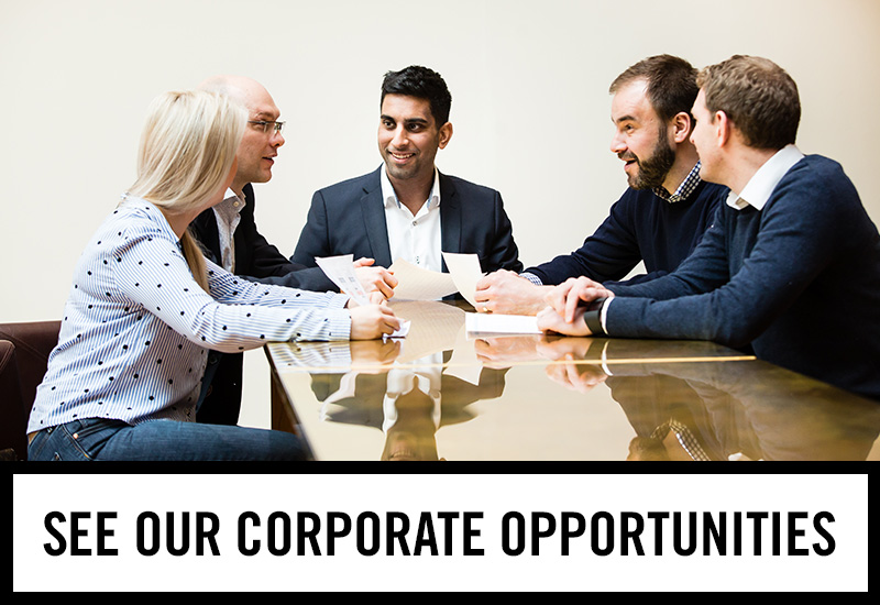 Corporate opportunities at The Plough