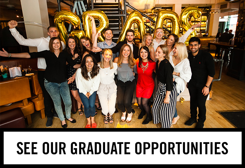 Graduate opportunities at The Plough