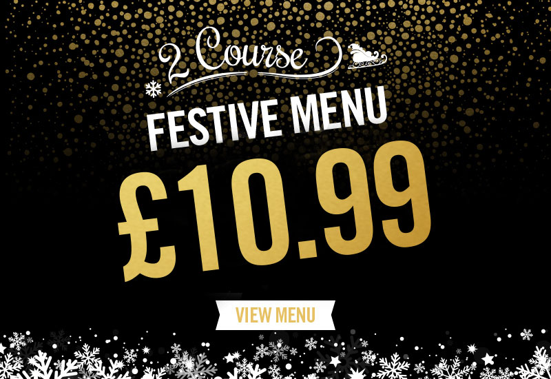 Festive Menu at The Plough